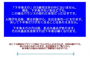 試してよかった下半身ダイエット 川口奈美子の効果口コミ・評判レビュー