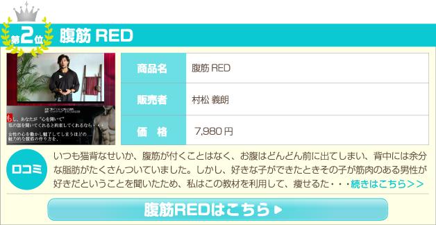 腹筋RED